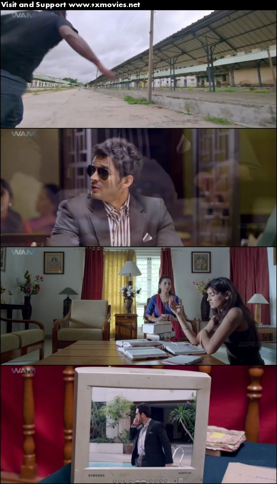 Sharp Shooter 2016 Hindi Dubbed 480p HDRip