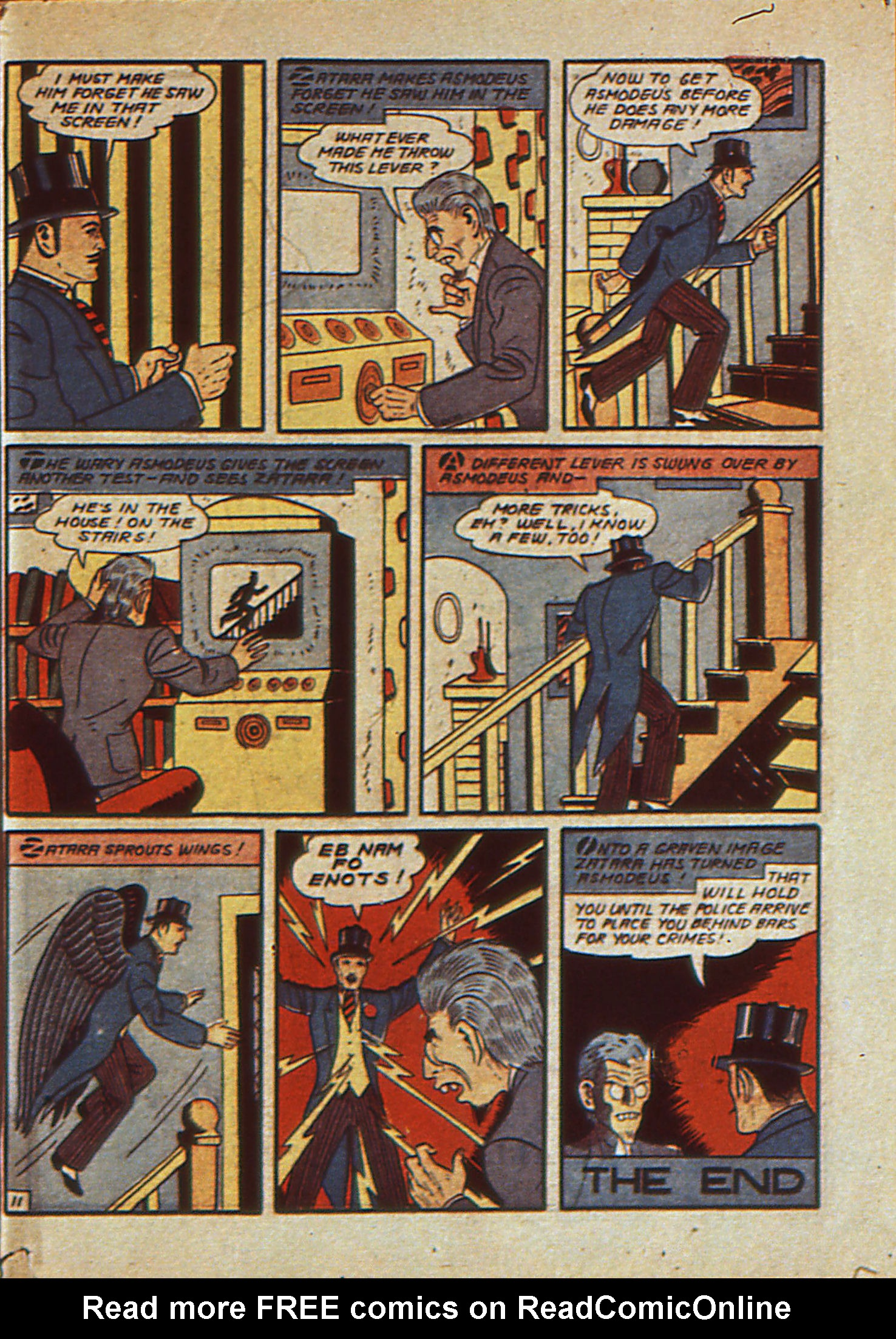 Read online Action Comics (1938) comic -  Issue #25 - 65