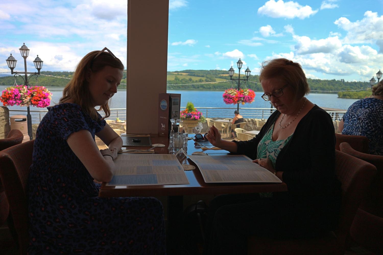 Duck Bay Loch Lomond Restaurant
