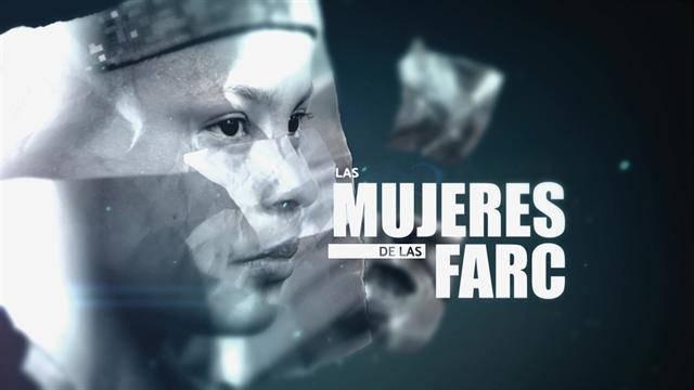 Mujeres de las FARC [Natgeo] DVDRip Latino (Documental)
