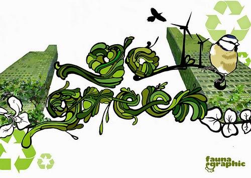 Apa Itu Poster Go Green? Seperti Apa Contohnya?