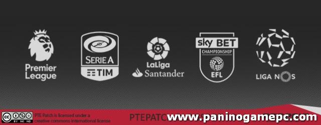 PTE Patch 1.0  PES 2017