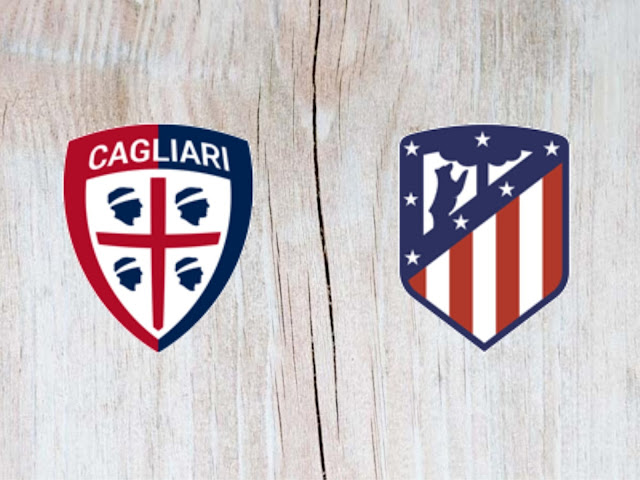 Cagliari vs Atlético Madrid Full Match & Highlights - 08 August 2018