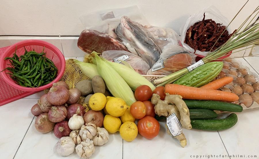 Tips Membeli Barang Dapur