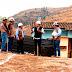 LUIS VALDEZ SUPERVISA DE IMPROVISO CONSTRUCCIÓN DE ISTE OTUZCO