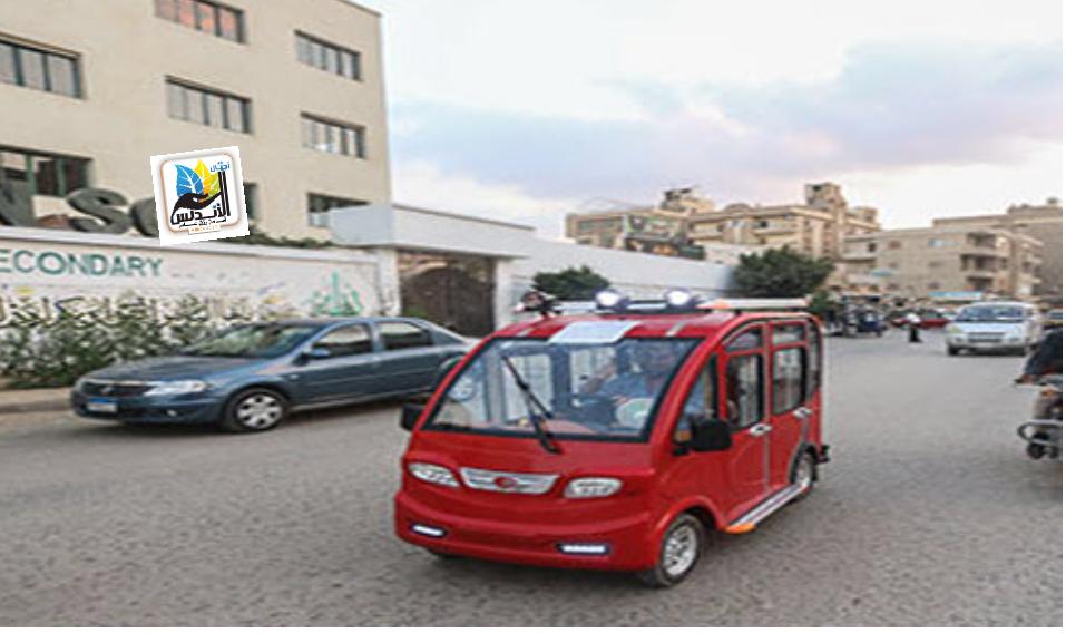 التوك توك العربيه ٤ أبواب وله شباببك و٤ عجلات في مصر قريبا