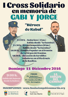 Cross SOlidario Gabi y Jorge