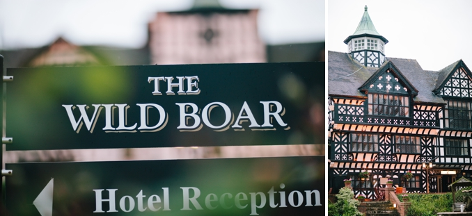 The Wild Boar Hotel, Cheshire, UK photo by STUDIO 1208