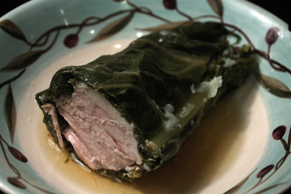 The 99 Cent Chef Mainland Lau Lau With Pork