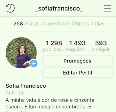 Por onde andas, Sofia?