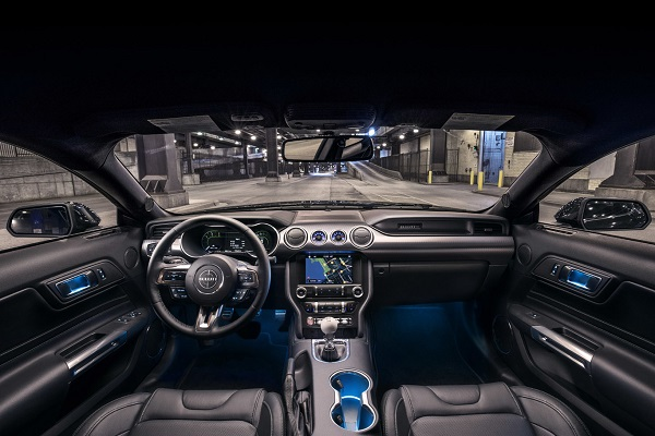 Interior Ford Mustang Bullit