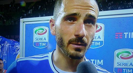 "BONUCCI PALERMO JUVENTUS 0-1: ""Stasera non è stata la vera Juventus"""
