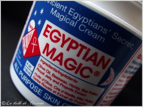 crème 100% naturelle, crème egyptienne