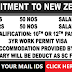HAWKING CONSTRUCTION - RECRUITMENT TO NEW ZEALAND