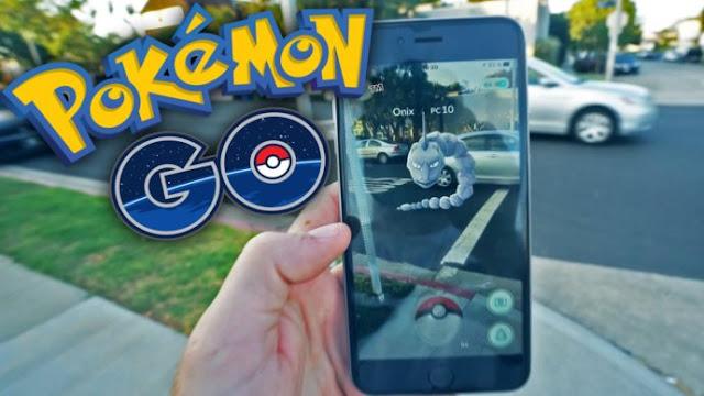 """لعبة """"Pokémon Go"""""""