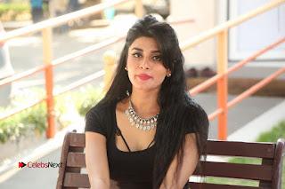 Telugu Actress Harini Stills at Dhyavudaa Movie Teaser Launch  0435.JPG