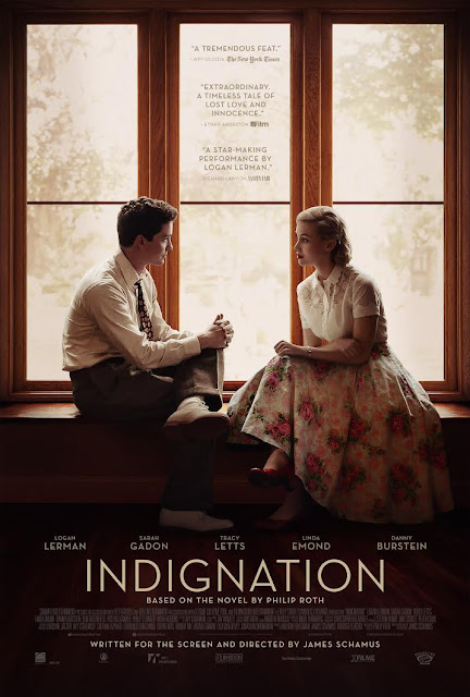 Indignation (2016) ταινιες online seires oipeirates greek subs