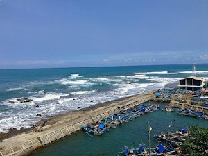 Cidaun Beach : Pesona Pantai Jayanti Cidaun Cianjur