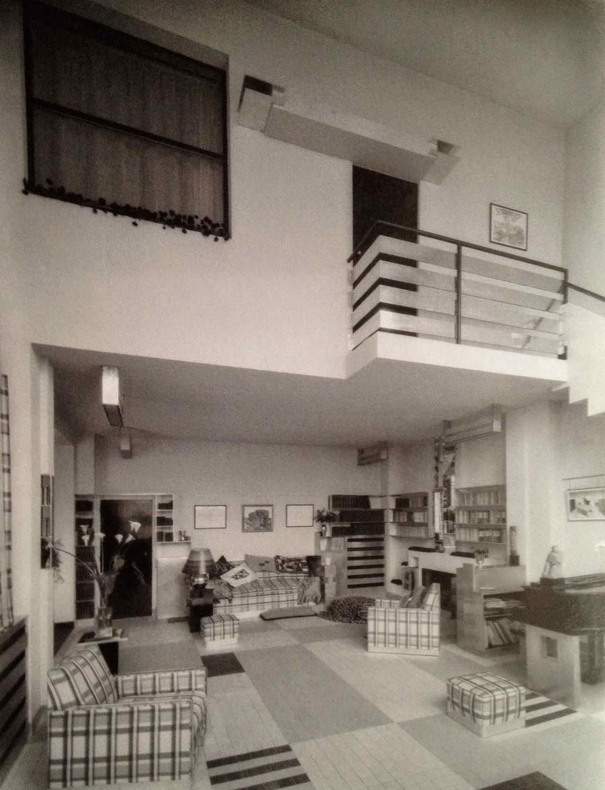 Exceptionnel Le blog des AMIS de la VILLA CAVROIS: La rue Mallet-Stevens SX12
