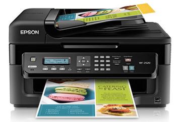 Epson WorkForce WF-2520 printer