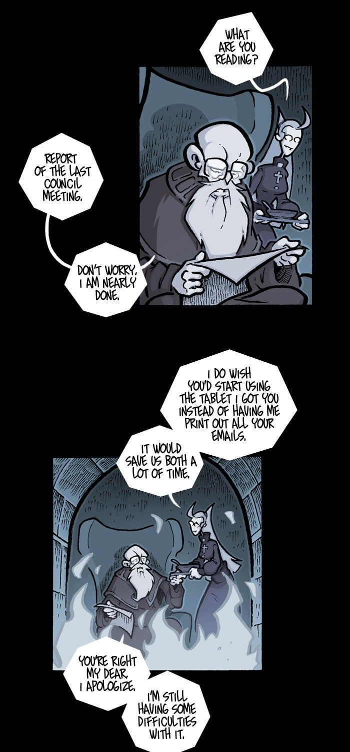 Apocalyptic Horseplay - Chapter 32