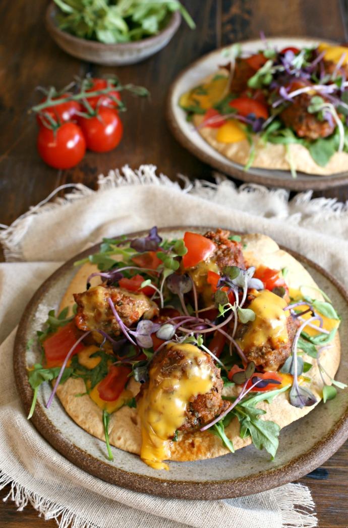 Taco-Meatballs
