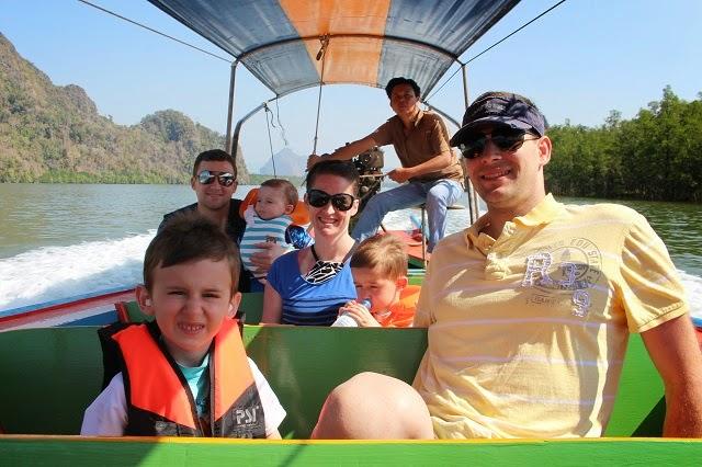 Private Phang Nga & James Bond Island Tour