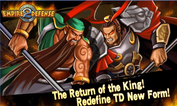 Download Game Keren : Empire Defense APK MOD Unlimited Money 2016
