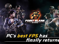 Point Blank Strike MOD APK v1.0.4 + Data Terbaru Gratis