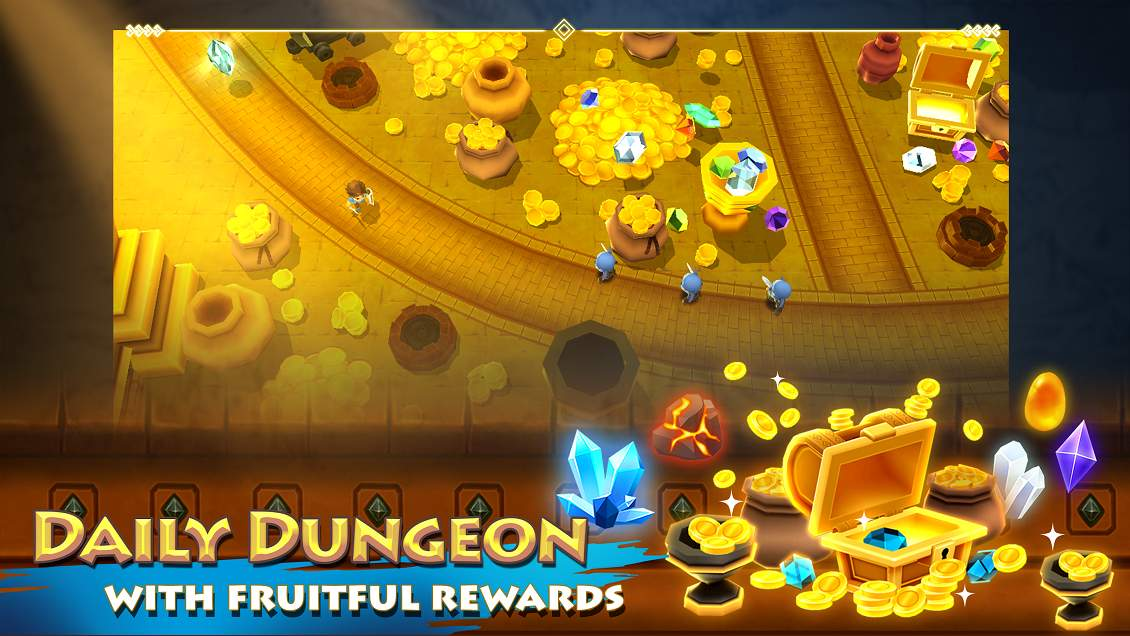 beast quest ultimate heroes mod apk download v1069