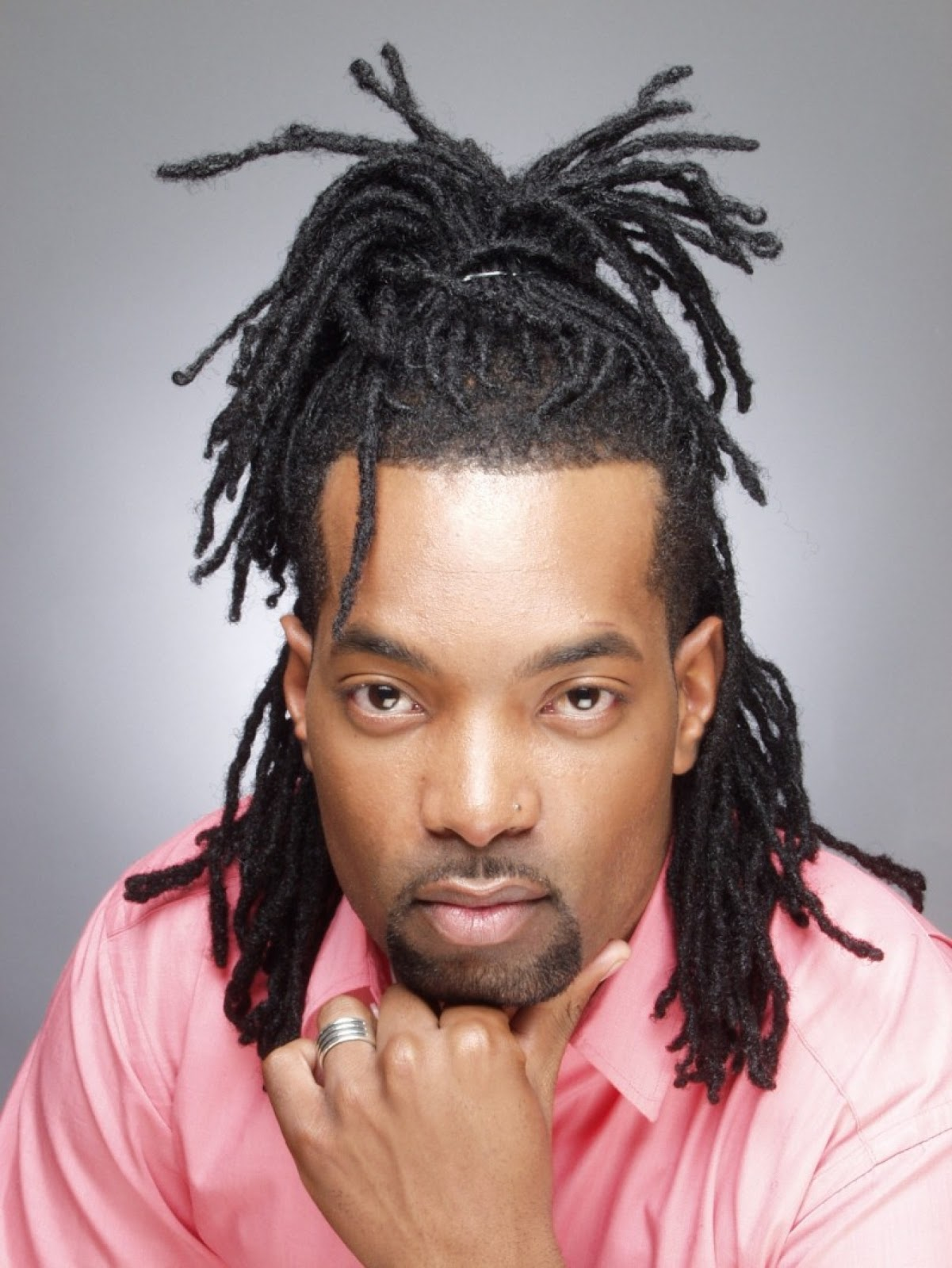 39 Dreadlock Hairstyles For Men Hairstylo