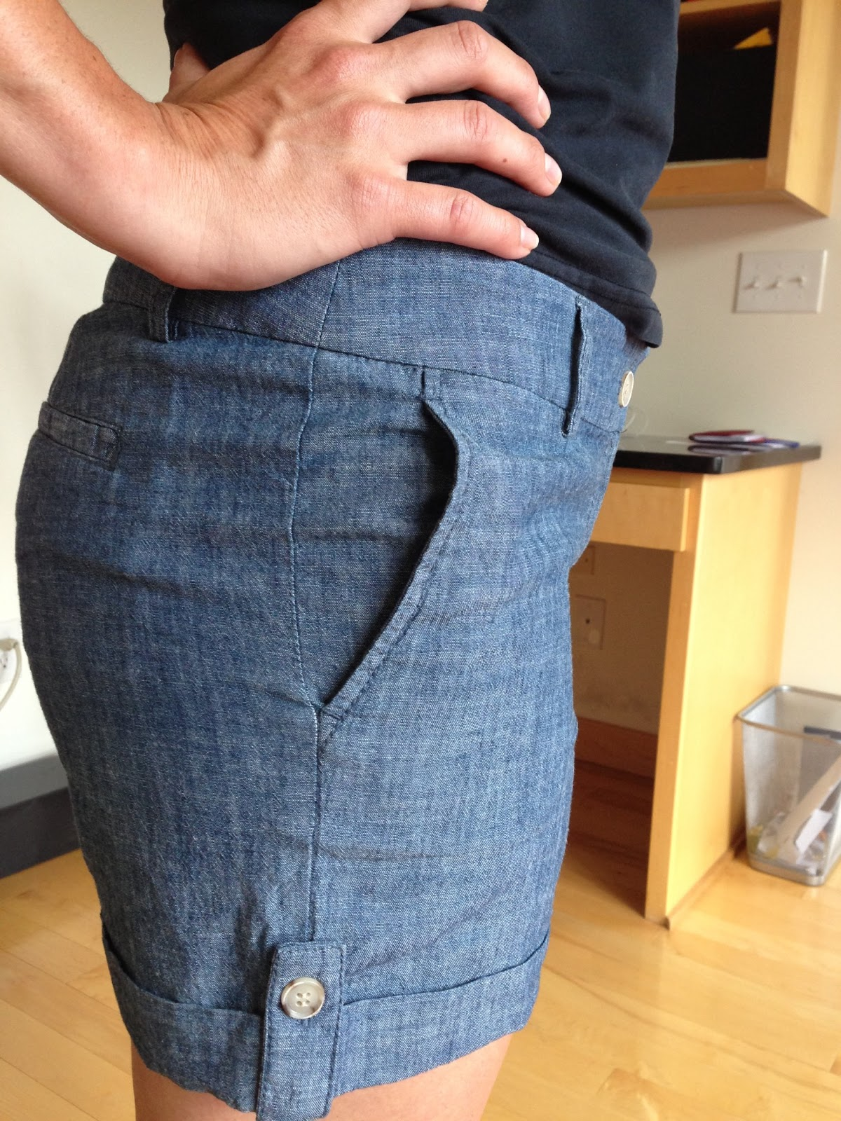 Food Fashion Home Quick Fix For Pants Pocket Buldge