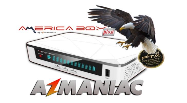 Américabox S205 Plus ACM
