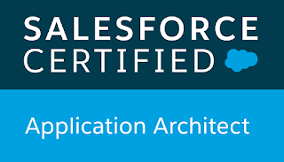 Salesforce Certified Application Architect verification for Richard Upton
