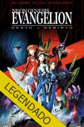 Neon Genesis Evangelion: Death Rebirth – Legendado