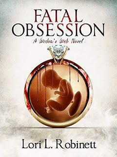 Fatal Obsession: A Widow's Web Novel by Lori L. Robinett
