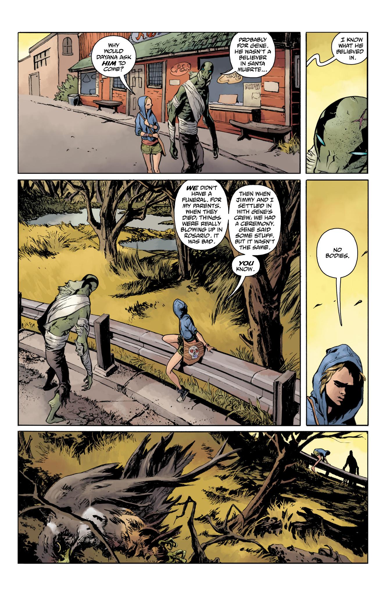 Read online Abe Sapien comic -  Issue #20 - 11