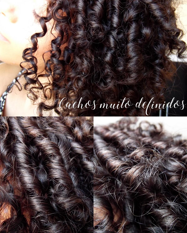 Dedoliss: texturização com os dedos ♡ Ideal para cabelos em transição capilar