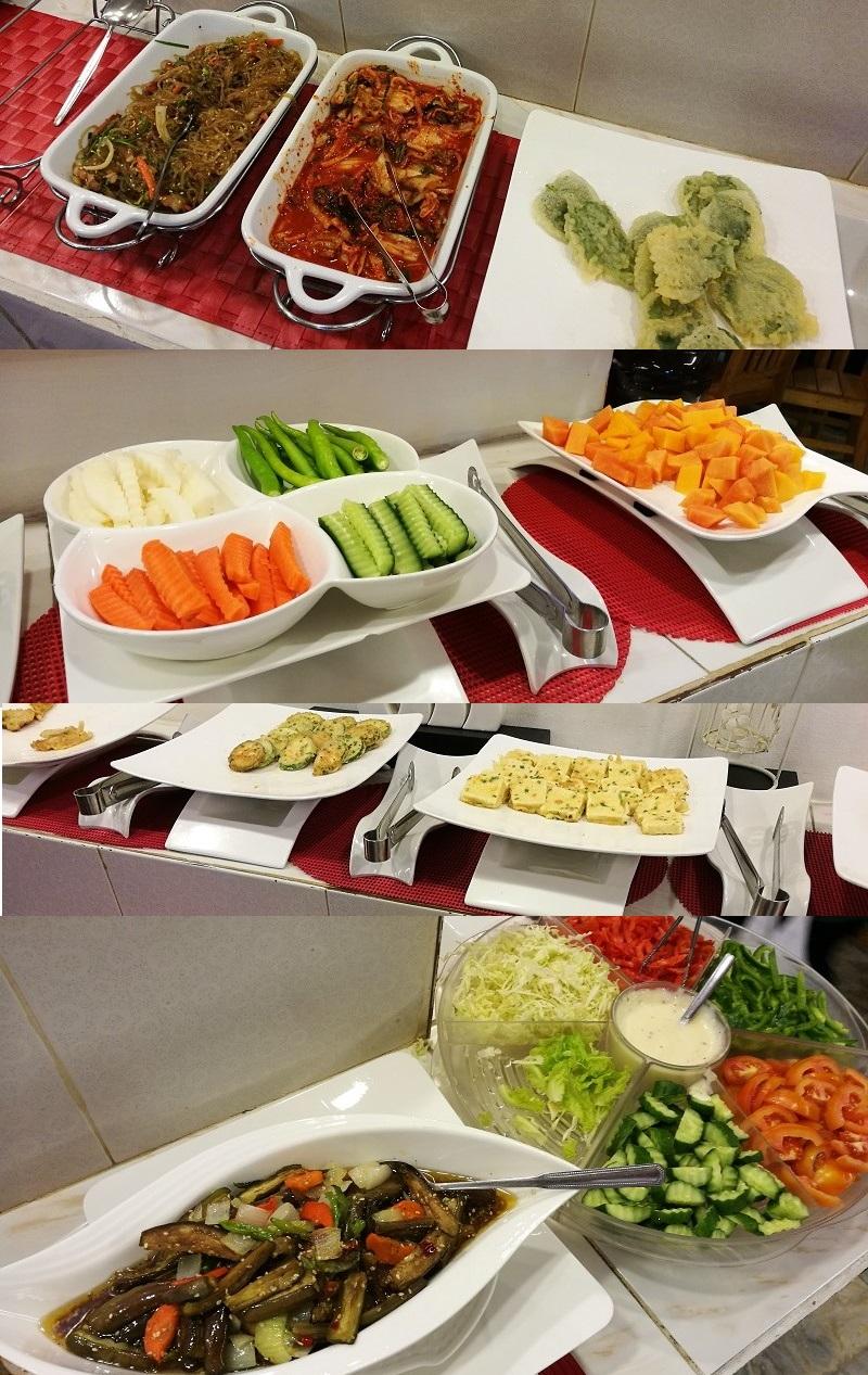Korean Buffet Restaurant MATGALNE