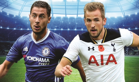 In-form Chelsea will look to end Spurs' unbeaten run when they lock horns at Stamford Bridge.