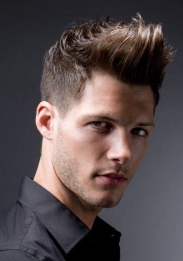 La moda en tu cabello modernos cortes de pelo corto para for Cortes de cabello corto para hombres