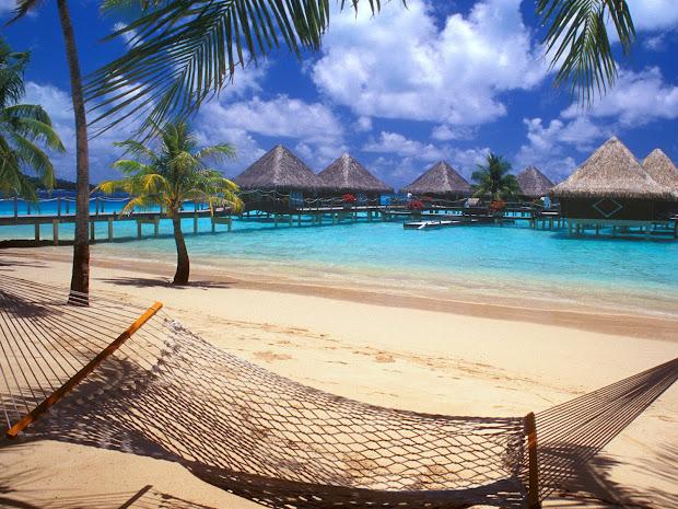 French Polynesia Bora Bora Island Vacation