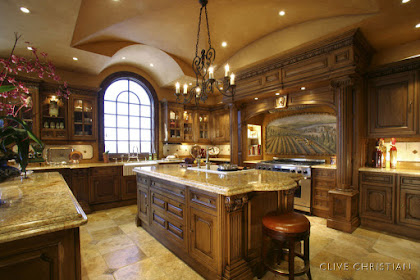 Amazing Tuscan Kitchen Décor