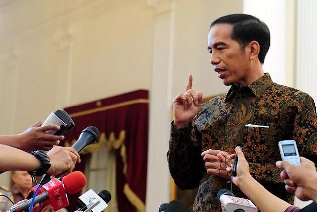 Isi Konferensi Pers Presiden Jokowi