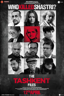 The Tashkent Files First Look Poster 12