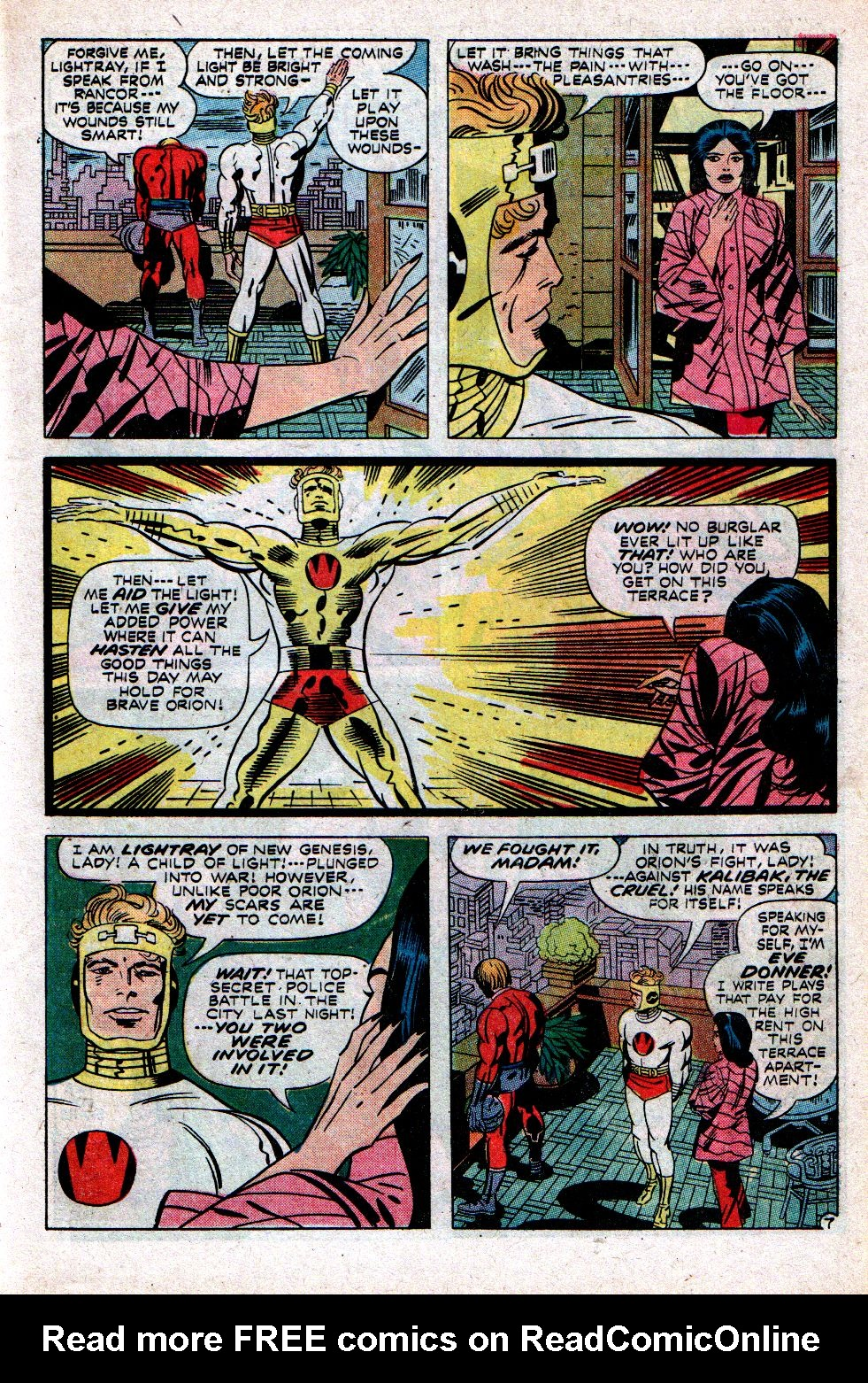 The New Gods (1971) issue 9 - Page 8