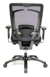 Monterey Chair - Rear View