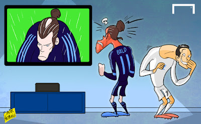 Bale bald patch