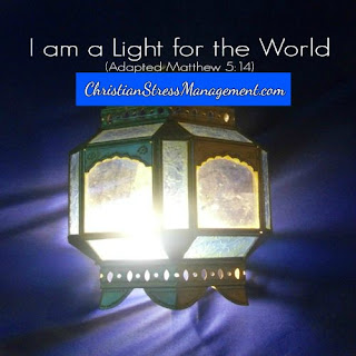 I am a light for the world (Adapted Matthew 5:14)