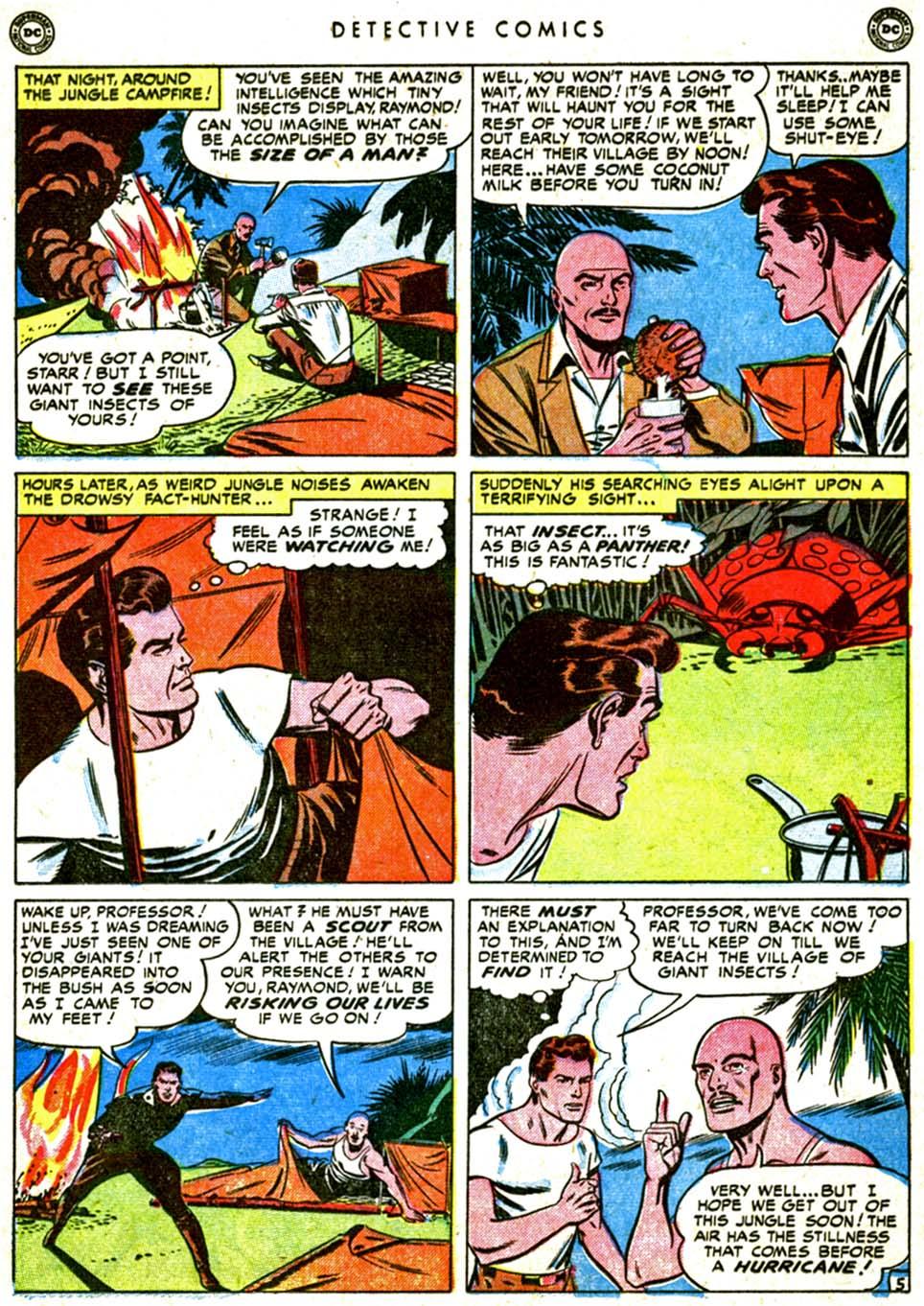 Read online Detective Comics (1937) comic -  Issue #162 - 21